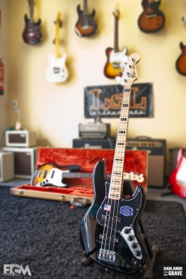 Fender am dlx entero