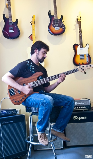 sergio jazz bass