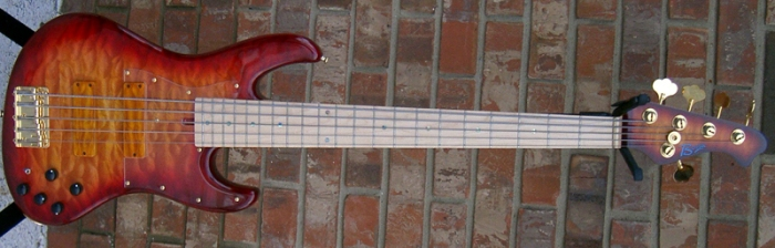 bossa bass