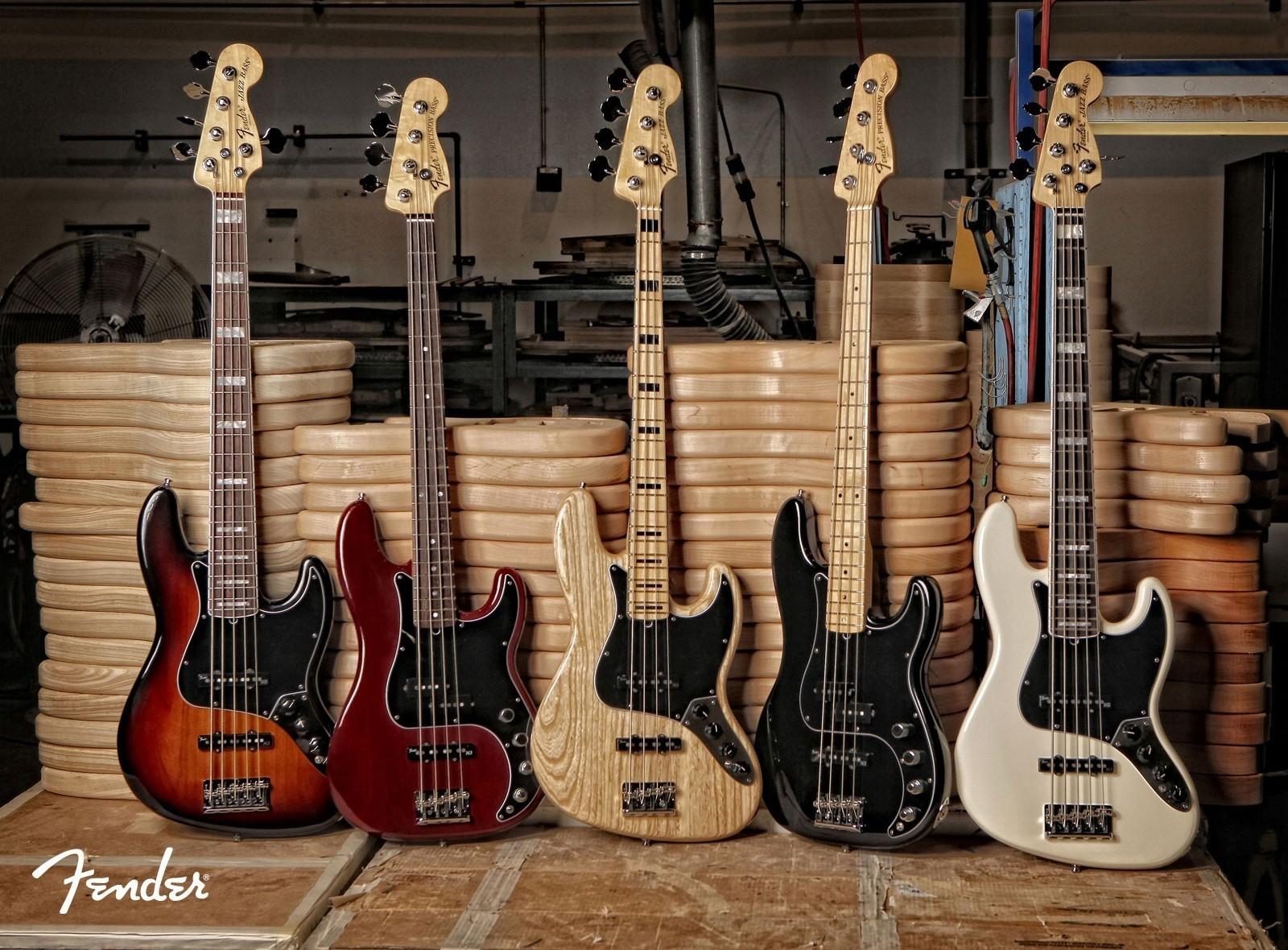 Circuito De Bajo Jazz Bass : Comparativa entre jazz bass por miki santamaría